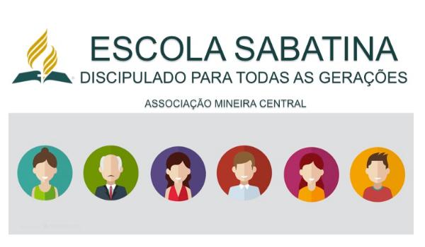 Questionário é composto por quatro perguntas e foi formulado pelo departamento de Escola Sabatina da Associação Mineira Central