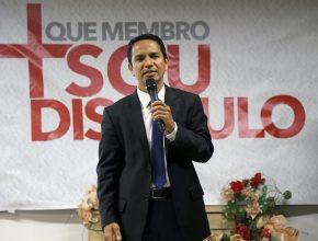 Pastores foram motivados pelo presidente da União Norte Brasileira, Pastor Leonino Santiago.