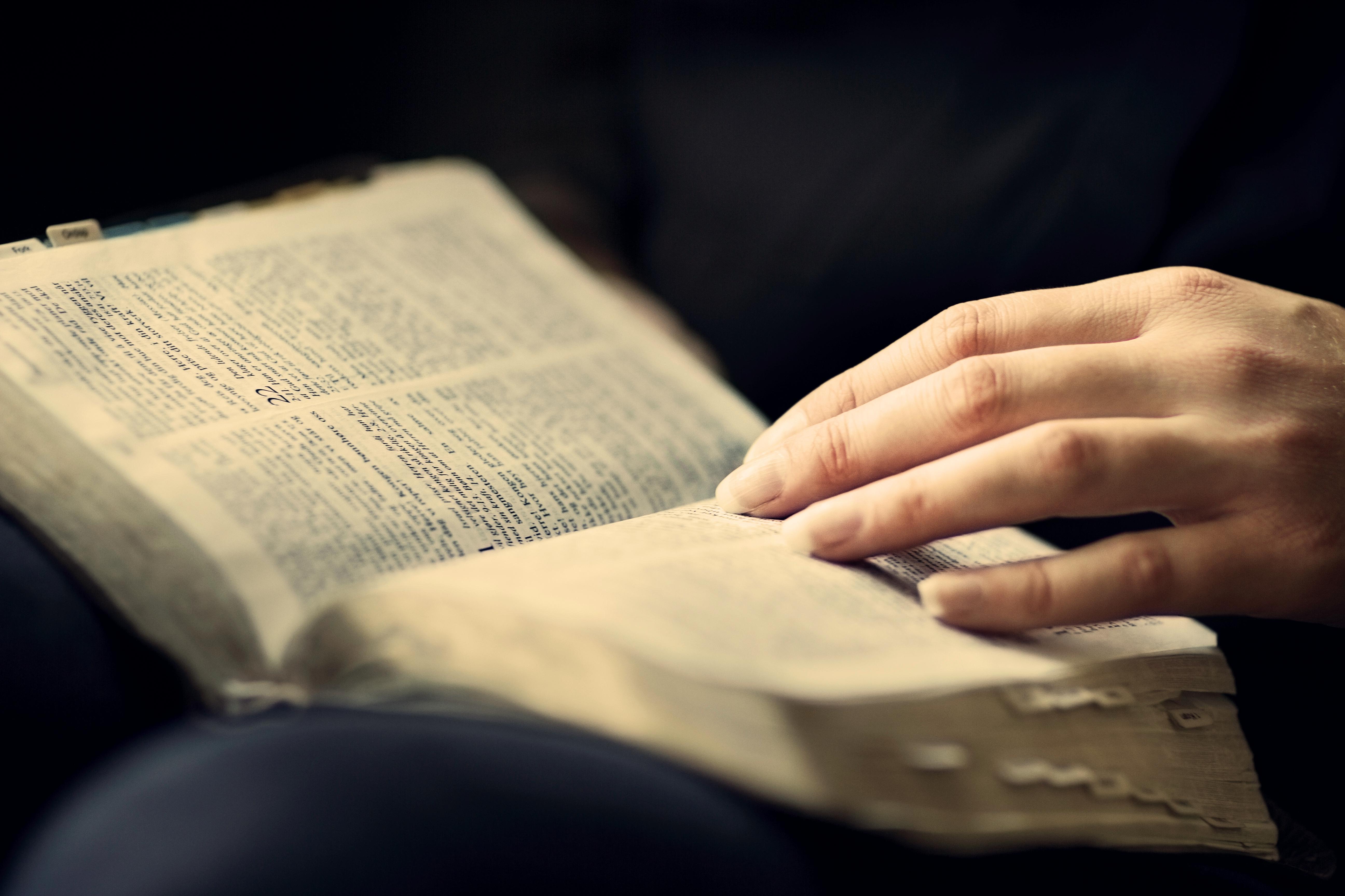 """Púlpito Vivo"" motiva estudo aprofundado da Bíblia Sagrada."