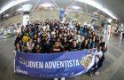 Jovens da Faculdade Adventista da Amazônia realizam ações no aeroporto