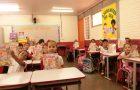 Alunos da Escola Classe 36, em Ceilândia, recebem assinaturas da Revista Nosso Amiguinho