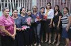 Ex-servidora influencia decisão de detentas pelo batismo
