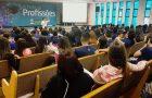 Alunos de São Paulo participam de III Feira de Profissões