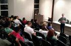 Universidade federal sedia ponto de pregação durante a Semana Santa