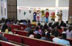 Congresso Infantil reúne 200 crianças na Capital