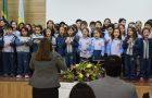 Coral da Escola Adventista participa de inauguração da UTI pediátrica em Rio Grande