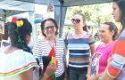 Jovens realizam feira multicultural na Universidade Federal de Pernambuco