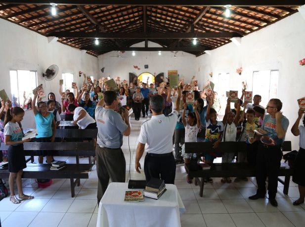 Ilha internacionalmente reconhecida recebe o projeto Impacto Esperança