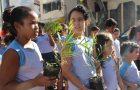 Alunos de Colégio Adventista plantam árvores em comemoração ao Dia do Meio Ambiente