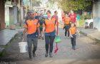 Após chuvas, adventistas auxiliam na limpeza de cidades atingidas no RS