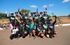 Ciclistas de Sobradinho, DF, levam o evangelho através do esporte