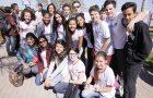 Adolescentes são orientados em encontro no norte do Paraná