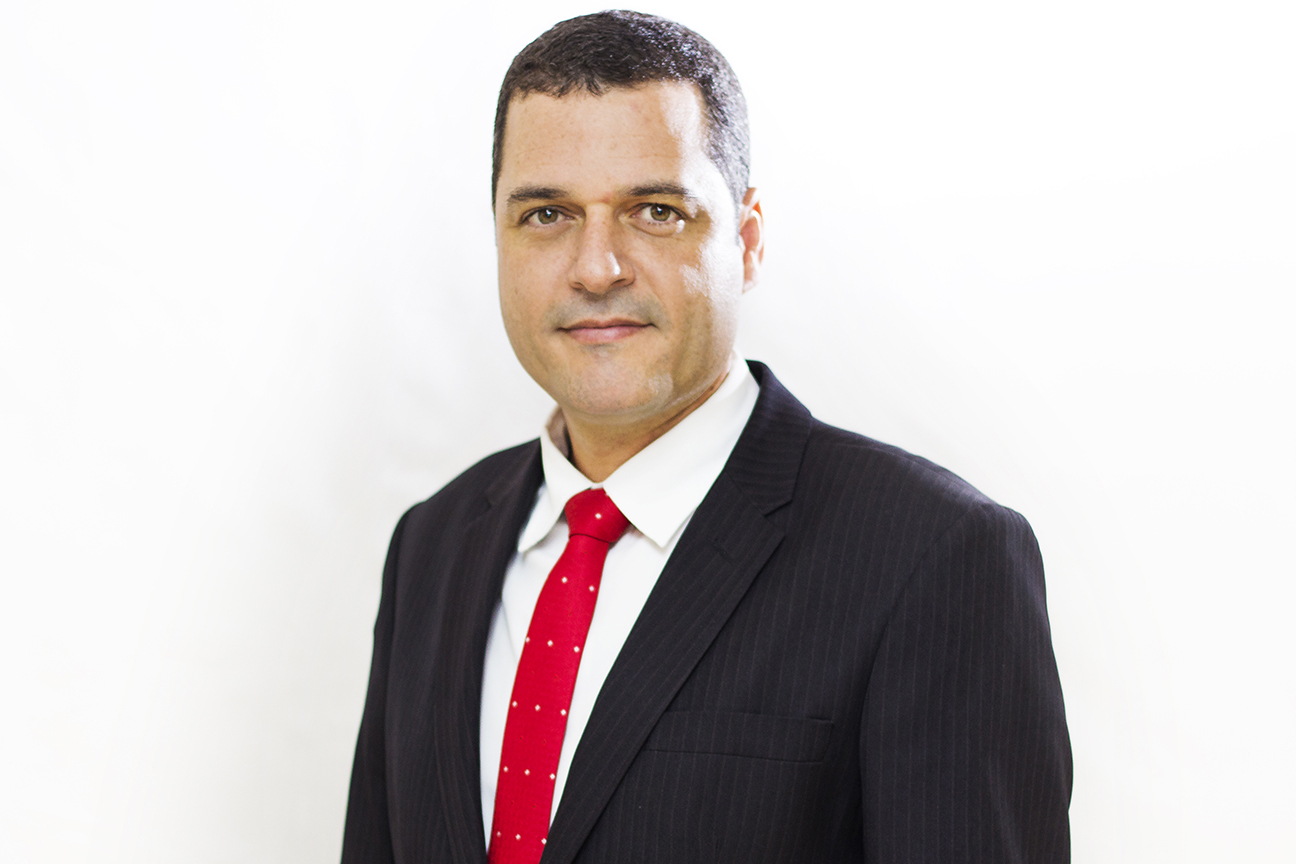 Pastor José Araújo Neto é tesoureiro da Missão Oeste do Pará