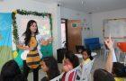 Escola Cristã evangeliza crianças no período de férias