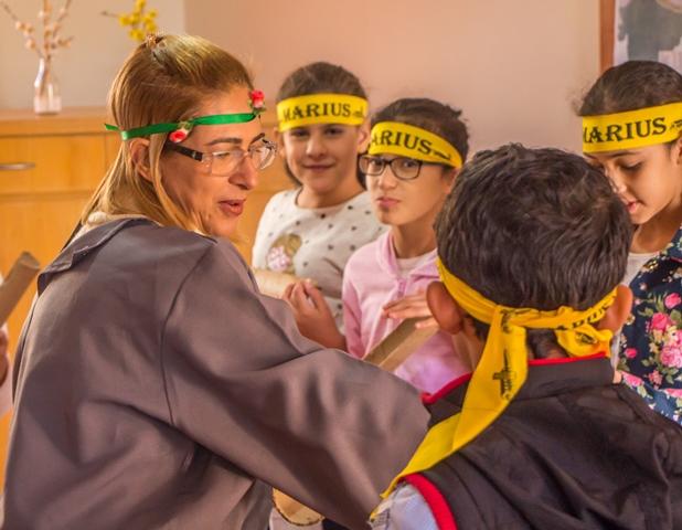 Enfermeira lembra da influência de Escola Cristã de Férias para seu batismo