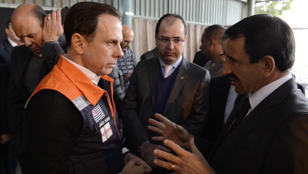 Adventistas e Prefeitura de SP inauguram abrigo emergencial de inverno