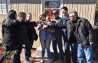 Família recebe casa reconstruída por adventistas e parceiros