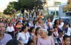 Comunidade adventista faz passeata contra crimes sexuais infantis, em Guarulhos-SP