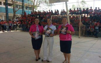 Ministério promove palestras de prevenção. (Foto: divulgação)