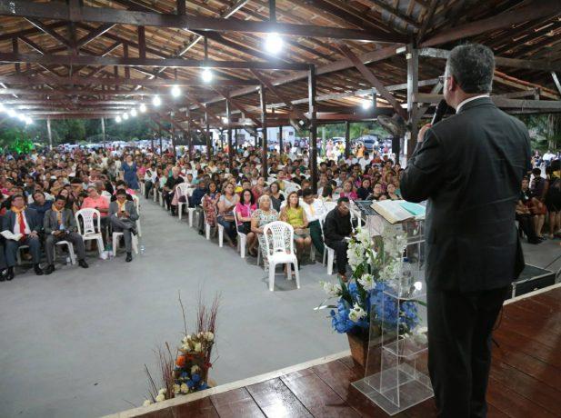 Celebração da esperança reúne mais de 1500 pessoas em Macapá