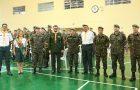 Ordem Unida de desbravadores é avaliada pelo Exército em Joinville