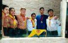 Dia Mundial do Desbravador e Batismo da Primavera envolvem centenas de adolescentes