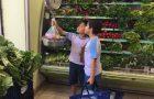 Alunos aprendem sobre economia em ida ao supermercado