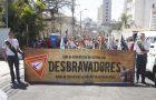 Desbravadores e Aventureiros participam de comemorações do mês de Setembro