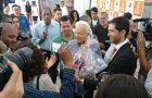 Cid Moreira recebe homenagem na Bahia