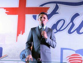 Pr. Francisco Coelho é o líder de Evangelismo na região Sul do Pará.