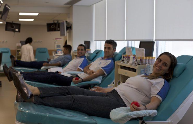 Escola Adventista de Santo Amaro promove doação de sangue