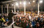 Caravana Arena do Futuro reúne milhares de fiéis e simpatizantes da igreja no centro do RS