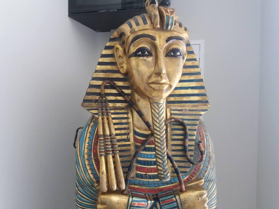 A peça faz parte do acervo Museu de Arqueologia Bíblica do Unasp.