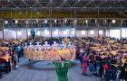 Campori em Ponta Grossa reuniu cerca de 4.300 desbravadores