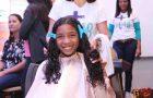 Adolescentes doam 90 mechas de cabelo em celebração do G148 Teen