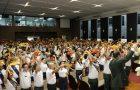 Ministério dos Desbravadores e Aventureiros encerra o ano com culto de gratidão em Maringá