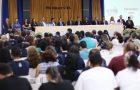 Professores e líderes da Escola Sabatina participam de formatura