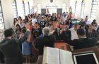 Pastores visitam 310 igrejas e realizam 341 batismos em apenas 10 dias