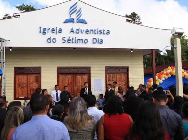 Inauguracao_IASD_Breves