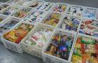 Mutirão de Natal doa meia tonelada de alimentos para hospital municipal