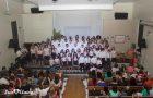 Coral evangelístico apresenta cantata de Natal em Pelotas
