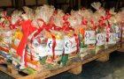 Famílias carentes são beneficiadas pelo projeto Mutirão de Natal no AM