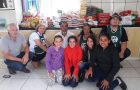 Interessados pela Igreja Adventista realizam Mutirão de Natal em Rio Rufino
