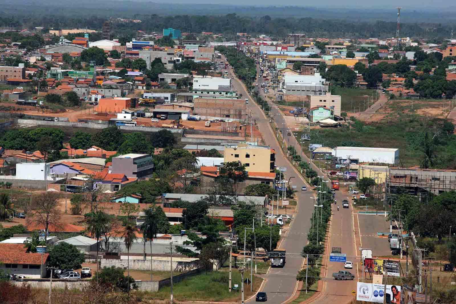 Canaã dos Carajás é a oitava economia do estado do Pará.