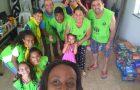 Programa social alegra natal de famílias carentes