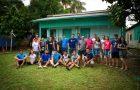 Adventistas de SC reformam posto de saúde na Amazônia