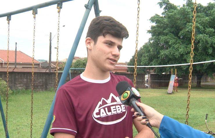Missão Calebe em Cambé-PR (Band TV)