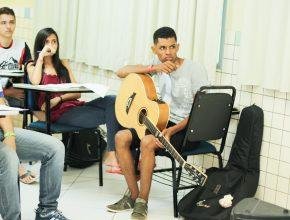encontro de músicos