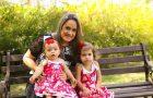 Após perder primeiro filho, mulher testemunha de fé e superação