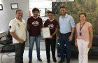 Prefeitura de Rio do Sul-SC reconhece trabalho da Missão Calebe